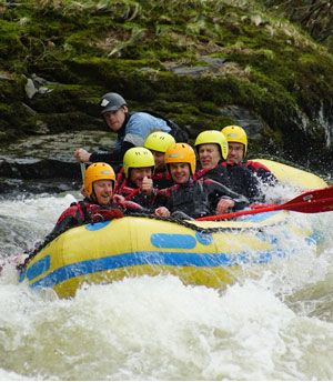 Whitewaterrafting 1