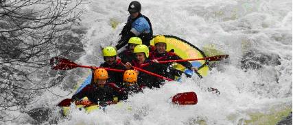 Whitewaterrafting 2